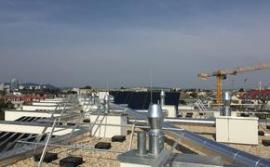 Solaranlage - BVH Gemeindeaugasse