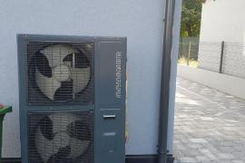 Wärmepumpenanlage